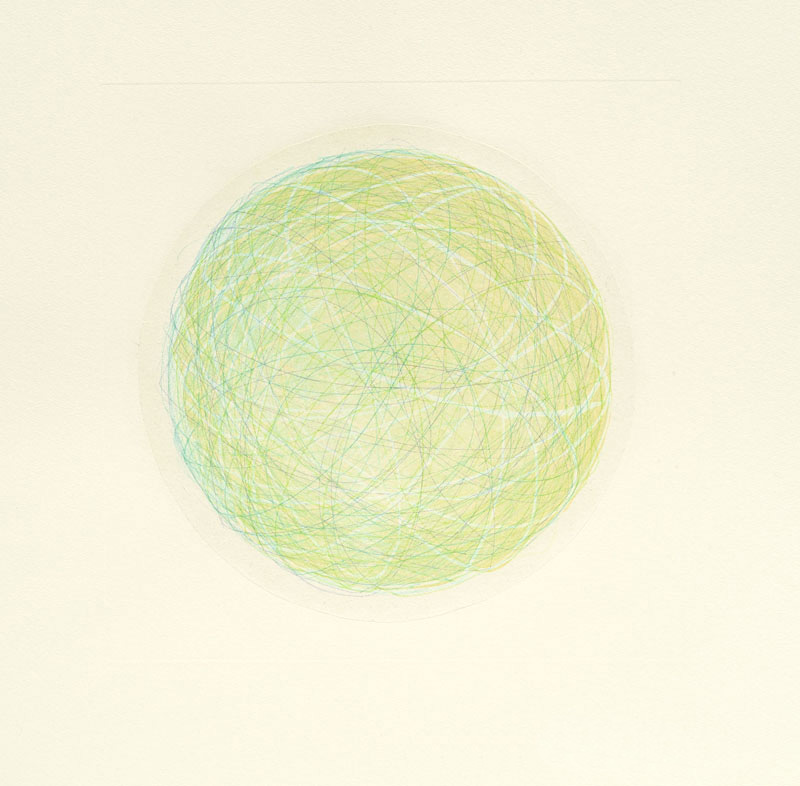 38. Pyöreäiset värit - Orbicular Colours