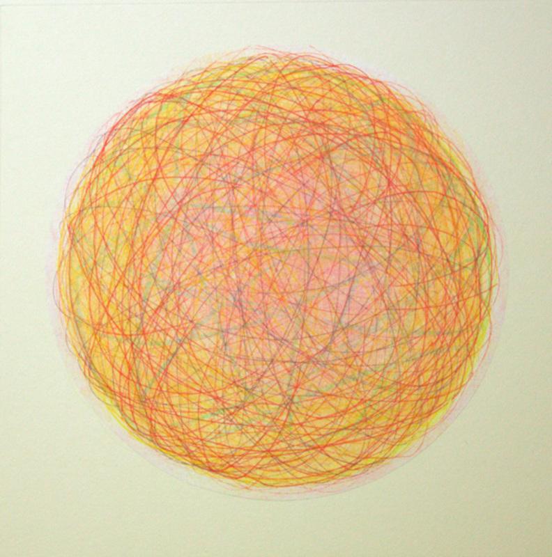 43.01 Pyöreäiset värit  - Orbicular Colours